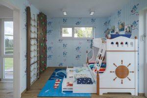 Villa 5 Grandiflora - Kinderzimmer - OG