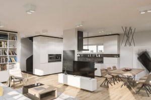 Villa 5 Grandiflora - Küche / Essbereich 1