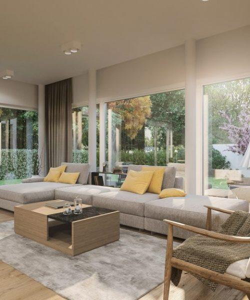 Villa 5 Grandiflora - Wohnbereich